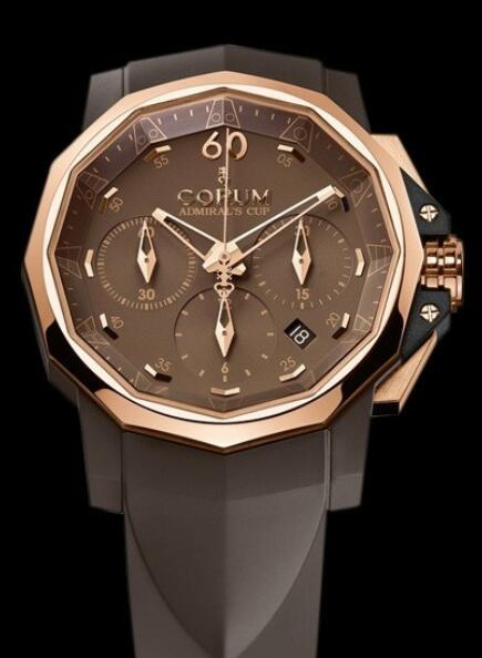 Corum Admirals Cup Challenger 44 Chrono Replica watch 753.812.03/F372 AG22